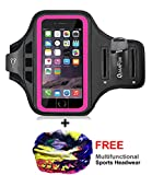 Best Iphone 6 Plus Armbands - Sports Armband for iPhone 7 Plus 6/6s Plus Review