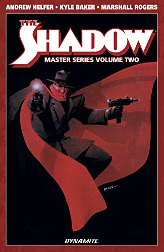 The Shadow Master Series Vol. 2 (Kyle Baker Shadow)
