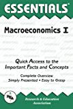 img - for 001: The Essentials of Macroeconomics, Vol. 1 (Essentials Study Guides) book / textbook / text book