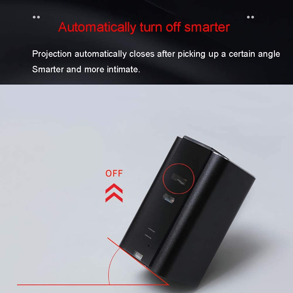 Wireless Projection Bluetooth Virtual Keyboard Which Support Voice Reporting and Music Playing for Desktop Computers Tablets Smartphones Game Consoles Etc Aceyyk Mini Virtual Keyboard