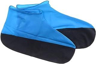 dontdo Housse de Protection imperméable pour Chaussures en Latex épais résistant à la poussière et à la Pluie