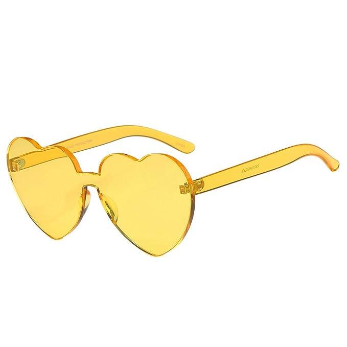 Cebbay-Gafas de Sol en Forma de corazón Ojo De Gato Retra ...