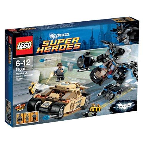 LEGO Super Heroes Tumbler Chase