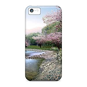 MEIMEIipod touch 4 Scratch-proof Protection Cases Covers For Iphone/ Hot Cherry Garden Phone CasesLINMM58281