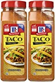 McCormick Taco Seasoning Mix, 24-Ounce Units (Pack of 2)