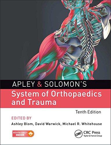Apley Solomon's system orthopaedics trauma 51grTFqAKQL.jpg