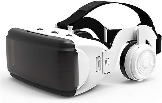 QLPP 3D VR Gafas, Lente de Realidad Virtual, Auriculares Gafas 3 ...