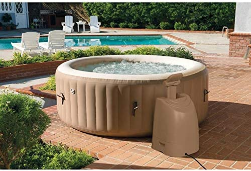 Intex SPA Hinchable Redondo - 6 plazas: Amazon.es: Jardín