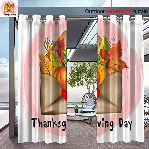 (Outdoor Blackout Curtains)
