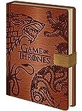 Calepin Premium Game Of Thrones - Maison Stark