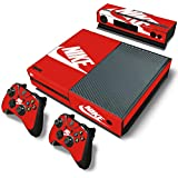 Xbox One Whole Body Vinyl Skin Sticker Decal Cover for Console and Controllers - ShoeBox