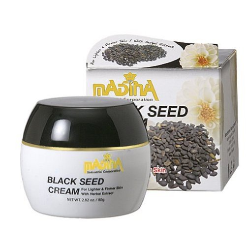 Black Seed Facial Cream/Lighter, Firmer Skin/Contains Black Seed Oil and Herbal Extracts. -2 Pack-