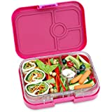 YUMBOX Leakproof Bento Lunch Box Container (Framboise Pink) for Kids and Adults