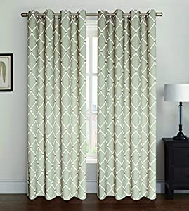 Kashi home celine collection window treatment for Window treatment for oval window