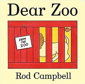 Board book Dear Zoo Book