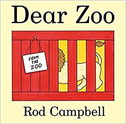 Dear Zoo: Lift the Flaps: Amazon.co.uk: Rod Campbell: 9780230747722: Books