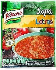 Knorr Sopa Instantánea Letras Sobre, 95 g