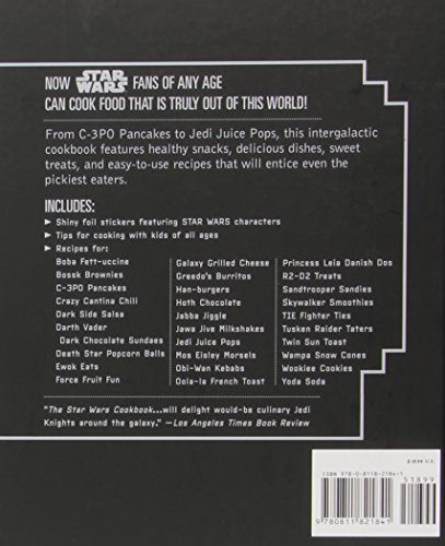 The Star Wars Cook Book: Wookiee Cookies and Other Galactic Recipes by Chronicle Books (Image #1)