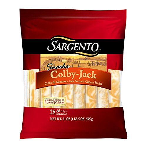 cheese sticks colby jack - 1
