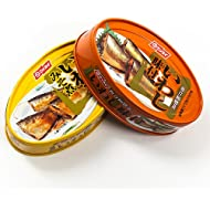 Nissui Iwashi Canned Sardines - 3.52 Oz - Misoni Sardines in Soybean Paste (3.52 ounce)