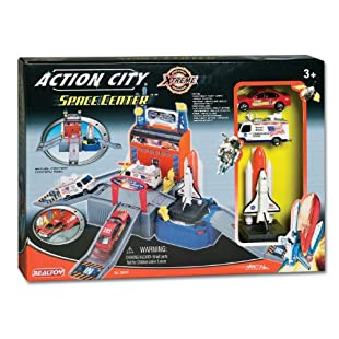 Space Mission Play Set with 5 Vehicles