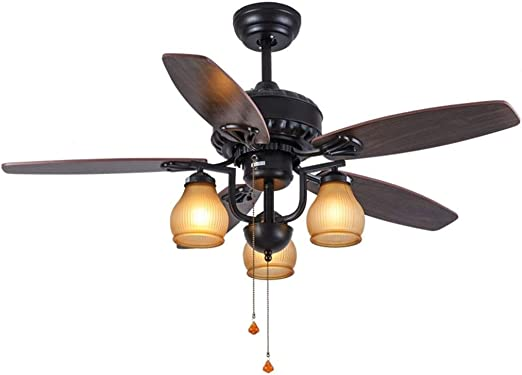 Lámparas de araña Luz del Ventilador De Techo Lámpara De ...