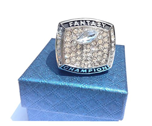 Fantasy Football Championship Ring Trophy Prize (9)