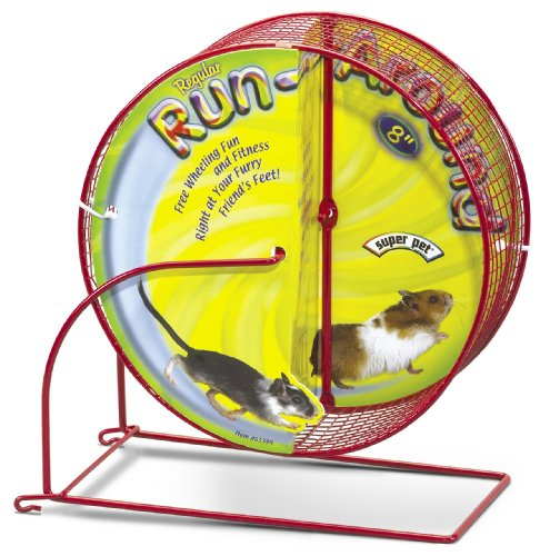 Super Pet Hamster Run-Around Exercise Wheel 51grYLdosFL