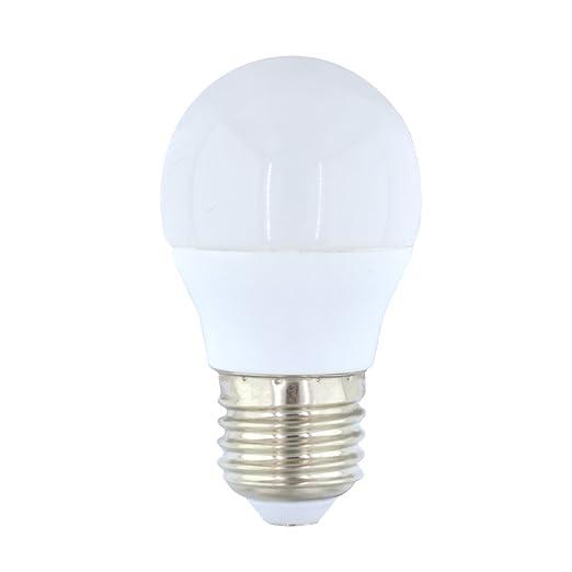 LightED ESF Bombilla LED 50K E27, 4 W, Blanco, 45 x 79 mm