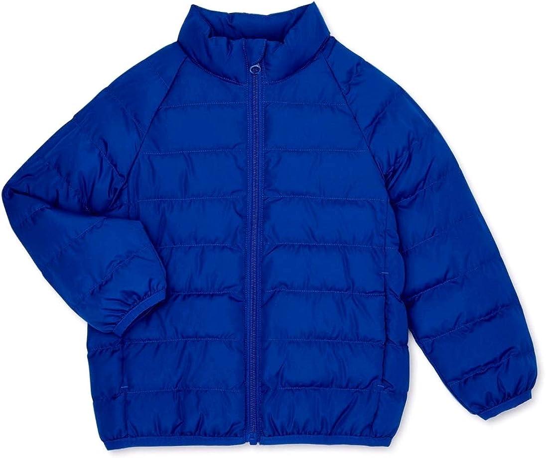 Baby Toddler Boys Lightweight Packable Puffer Jacket