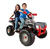 Peg Perego XP850 Polaris Sporstman 24 Volts -- up to 150 LBS!