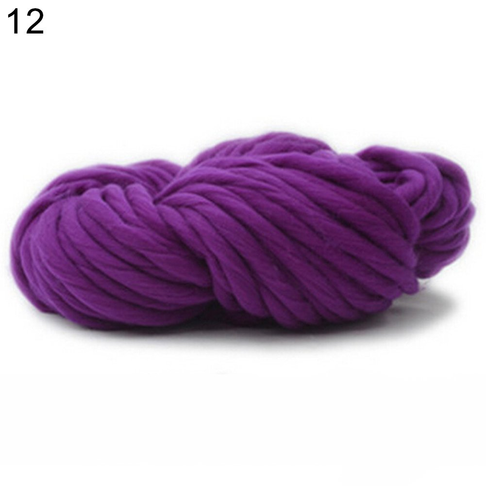 Zhouba para tejer gorras c/álida 1# 250/g Lana gruesa talla /única