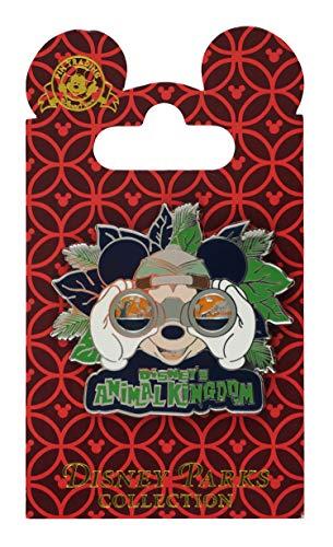 WDW Trading Pin - Animal Kingdom - Mickey with Binoculars
