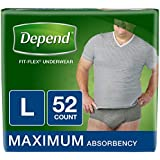 Depend Silhouette Incontinence Underwear for...