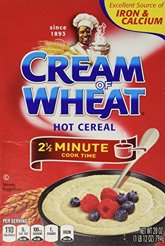 Cream Of Wheat Enriched Farina 2.5 Min 28 oz