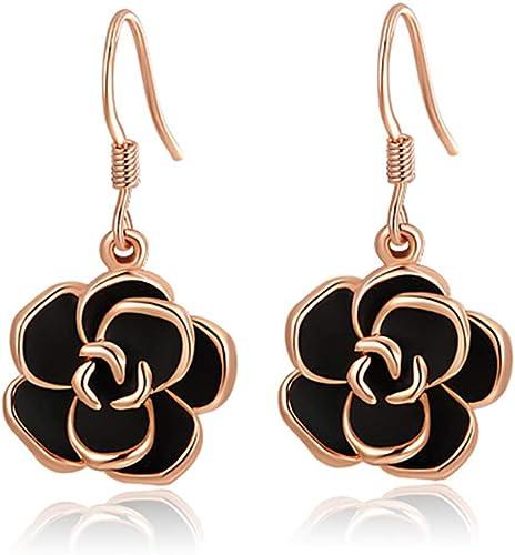 Youlixuess Style Design Fashion Cross Dangle Earring for Women Girls Jewelry