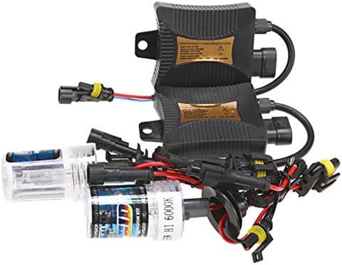 Globalflashdeal Super 55W Slim Xenon HID KIT H7 15000K