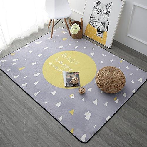 Schon Amazon.de: SESO UK  Nordic Modern Weichen Teppich Für Kinder Wohnzimmer  Nachttisch   Dicke: 1cm (