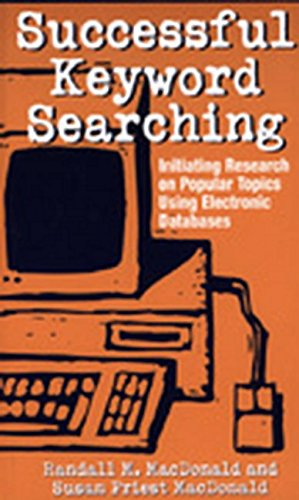Successful Keyword Searching: Initiating Research on Popular Topics Using Electronic Databases