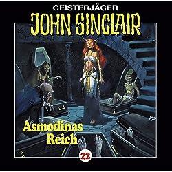 Asmodinas Reich (John Sinclair 22)