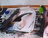 Gorilla carbonworksTM real carbon fiber skinning