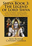 Shiva Book 3: The Legend of Lord Shiva: The