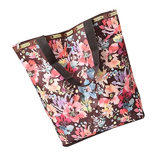 Bag Floral I Printed Shopping Beach Women Satchel Crossbody Casual Robemon Shoulder Fashion Handbag Messenger SUdawwzqA