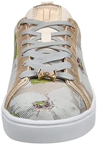 Ted Baker Damen Ahfiraj Sneaker Roze (chatsworth Naakt # Ffc0cb)