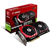 MSI Gaming GeForce GTX 1070 Ti 256-Bit 8GB GDDR5 VR Ready DirectX12 SLI Support Graphics Card (GTX 1070 TI GAMING 8G)