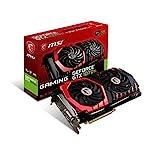 MSI GTX 1070 TI GAMING 8G GeForce GTX 1070 Ti 8GB GDDR5 - Tarjeta gráfica