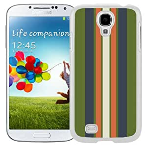 Genuine Fossil 08 White Samsung Galaxy S4 I9500 Screen Phone Case Charming and Sweet Design