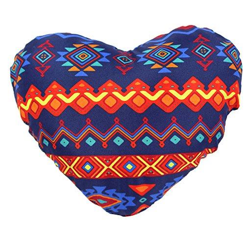 Amazon.com: Digood – Almohada con forma de corazón, diseño ...