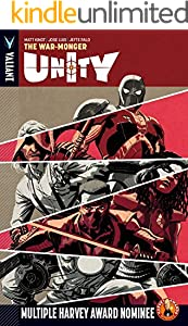 Unity Vol. 6: The War-Monger (UNITY (2013- ))