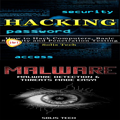 Hacking & Malware by Solis Tech